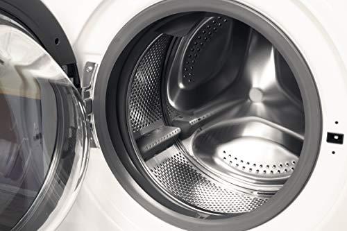 Bauknecht WM Steam 8 100 Waschmaschine Frontlader/A+++/1400 UpM/8 kg/langlebiger Motor/Antiflecken 100/Dampf-Option pflegt Wäsche hygienisch rein/EcoTech Mengenautomatik - 7