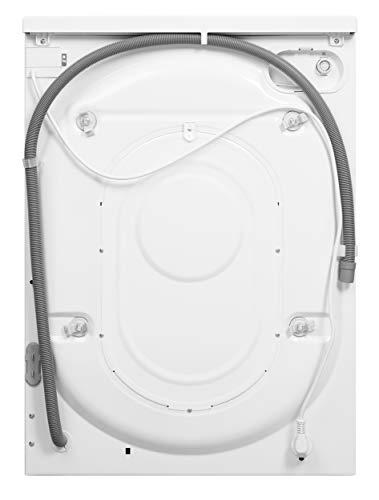 Bauknecht WM Steam 8 100 Waschmaschine Frontlader/A+++/1400 UpM/8 kg/langlebiger Motor/Antiflecken 100/Dampf-Option pflegt Wäsche hygienisch rein/EcoTech Mengenautomatik - 10