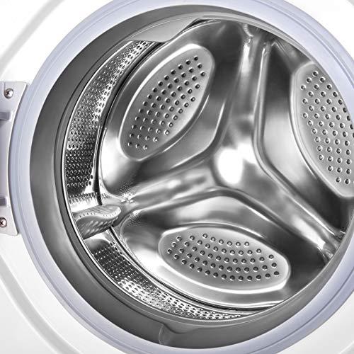 Comfee WM 6010 A++ Waschmaschine / 6KG / EEK: A++ / 23 Programme/Trommelreinigung/Easy Wash/Kurzwäsche/Extra Spülen / 1000 U/min [Energieklasse A++] - 2
