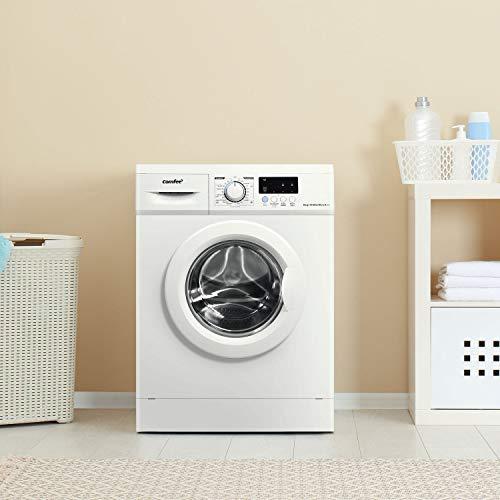 Comfee WM 6010 A++ Waschmaschine / 6KG / EEK: A++ / 23 Programme/Trommelreinigung/Easy Wash/Kurzwäsche/Extra Spülen / 1000 U/min [Energieklasse A++] - 3