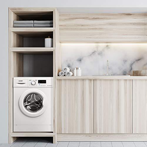 Comfee WM 6010 A++ Waschmaschine / 6KG / EEK: A++ / 23 Programme/Trommelreinigung/Easy Wash/Kurzwäsche/Extra Spülen / 1000 U/min [Energieklasse A++] - 4