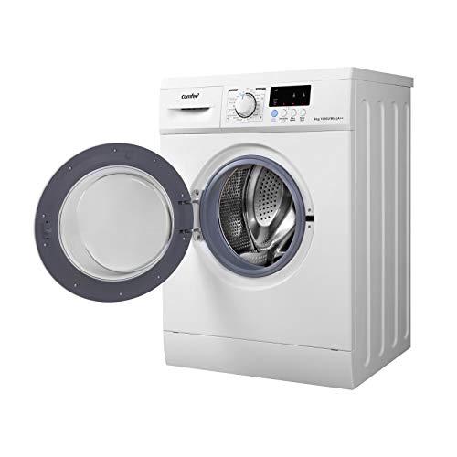 Comfee WM 6010 A++ Waschmaschine / 6KG / EEK: A++ / 23 Programme/Trommelreinigung/Easy Wash/Kurzwäsche/Extra Spülen / 1000 U/min [Energieklasse A++] - 5