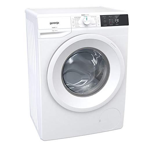 Gorenje WE 74S3 P Waschmaschine/Weiß/A+++/7 kg/Automatikprogramm/Schnellwaschprogramm/Energiesparmodus - 2