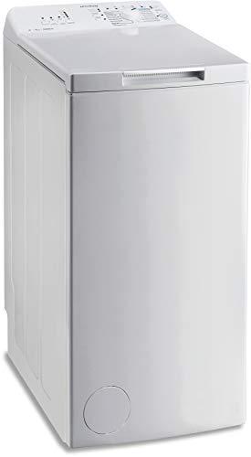 Privileg PWT A51052 Toplader Waschmaschine / A++ / 5 kg / 1000 UpM / Startzeitvorwahl / Extra Waschen / Extra Spülen / Wolle-Programm / RapidWash-Programme unter 59 Minuten