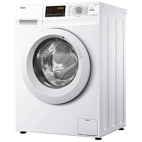 Haier HW100-14636 Waschmaschine FL/A+++/220 kWh/Jahr/1400 UpM/10 kg/Aqua Protect Schlauch - 3
