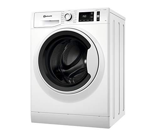 Bauknecht W Active 711 C Waschmaschine Frontlader/ 7kg/ kraftvolle Fleckentfernung/ Dampf Programme/ Steam Hygiene Option/ Steam Refresh/ Stopp&Add Funktion/ Dynamic Inverter-Motor, Weiss - 3