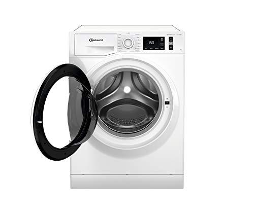 Bauknecht W Active 711 C Waschmaschine Frontlader/ 7kg/ kraftvolle Fleckentfernung/ Dampf Programme/ Steam Hygiene Option/ Steam Refresh/ Stopp&Add Funktion/ Dynamic Inverter-Motor, Weiss - 4