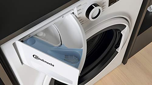Bauknecht W Active 711 C Waschmaschine Frontlader/ 7kg/ kraftvolle Fleckentfernung/ Dampf Programme/ Steam Hygiene Option/ Steam Refresh/ Stopp&Add Funktion/ Dynamic Inverter-Motor, Weiss - 6