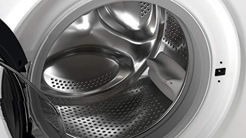 Bauknecht W Active 711 C Waschmaschine Frontlader/ 7kg/ kraftvolle Fleckentfernung/ Dampf Programme/ Steam Hygiene Option/ Steam Refresh/ Stopp&Add Funktion/ Dynamic Inverter-Motor, Weiss - 8
