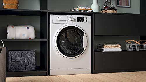 Bauknecht W Active 711 C Waschmaschine Frontlader/ 7kg/ kraftvolle Fleckentfernung/ Dampf Programme/ Steam Hygiene Option/ Steam Refresh/ Stopp&Add Funktion/ Dynamic Inverter-Motor, Weiss - 9
