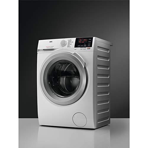 AEG L6FB64470 Waschmaschine / 7,0 kg / Leise / Mengenautomatik / Nachlegefunktion / Kindersicherung / Schontrommel / Wasserstopp / 1400 U/min - 2