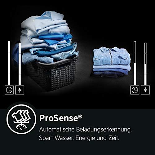 AEG L6FB64470 Waschmaschine / 7,0 kg / Leise / Mengenautomatik / Nachlegefunktion / Kindersicherung / Schontrommel / Wasserstopp / 1400 U/min - 6