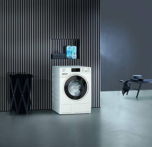 Miele WSG 663 WCS Frontlader Waschmaschine / 9 kg / automatisches Dosiersystem - TwinDos / Vorbügeln / Miele@home / Watercontrol-System / Hygiene-Option - AllergoWash / 1400 U/min / A+++ - 7