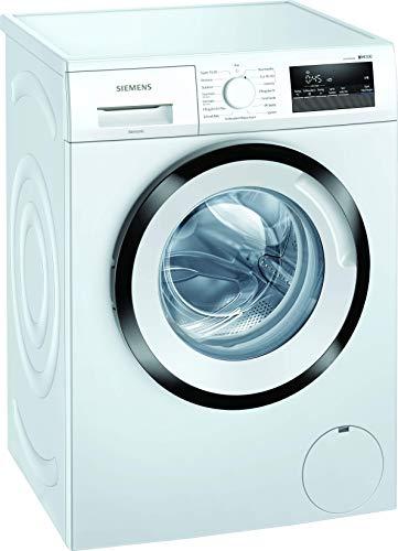 Siemens WM14N122 iQ300 Waschmaschine / 7kg / A+++ / 1400 U/min / Outdoor-Programm / varioSpeed Funktion / Nachlegefunktion