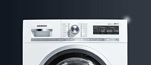 Siemens iQ700 WM16W540 Waschmaschine / 8,00 kg / A+++ / 137 kWh / 1.600 U/min / Schnellwaschprogramm / Nachlegefunktion / aquaStop - 2