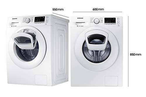 Samsung WW70K4420YW/EG AddWash Waschmaschine Frontlader/A+++/1400UpM/7 kg/AddWash/SmartCheck/weiß - 2
