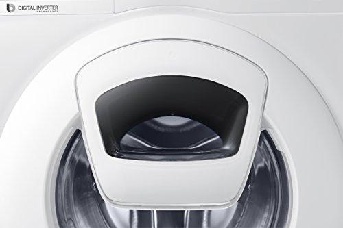 Samsung WW70K4420YW/EG AddWash Waschmaschine Frontlader/A+++/1400UpM/7 kg/AddWash/SmartCheck/weiß - 11