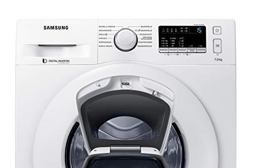 Samsung WW70K4420YW/EG AddWash Waschmaschine Frontlader/A+++/1400UpM/7 kg/AddWash/SmartCheck/weiß - 3