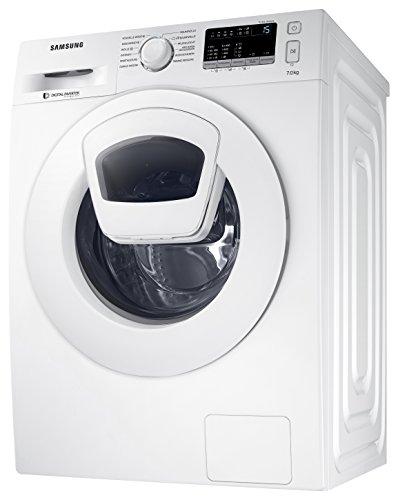 Samsung WW70K4420YW/EG AddWash Waschmaschine Frontlader/A+++/1400UpM/7 kg/AddWash/SmartCheck/weiß - 8