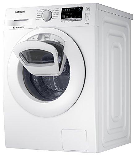 Samsung WW70K4420YW/EG AddWash Waschmaschine Frontlader/A+++/1400UpM/7 kg/AddWash/SmartCheck/weiß - 9