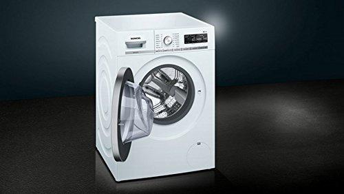 Siemens iQ700 WM14W570 Waschmaschine / 8,00 kg / A+++ / 196 kWh / 1.400 U/min / Schnellwaschprogramm / Nachlegefunktion / aquaStop - 5