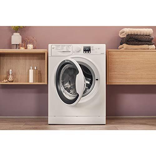 Bauknecht WA Soft 7F4 Waschmaschine Frontlader / A+++ / 1400 UpM / 7 kg / langlebiger Motor / Nachlegefunktion / Wasserschutz - 2