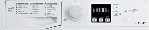 Bauknecht WA Soft 7F4 Waschmaschine Frontlader / A+++ / 1400 UpM / 7 kg / langlebiger Motor / Nachlegefunktion / Wasserschutz - 4