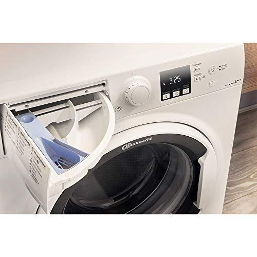 Bauknecht WA Soft 7F4 Waschmaschine Frontlader / A+++ / 1400 UpM / 7 kg / langlebiger Motor / Nachlegefunktion / Wasserschutz - 5
