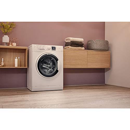 Bauknecht WA Soft 7F4 Waschmaschine Frontlader / A+++ / 1400 UpM / 7 kg / langlebiger Motor / Nachlegefunktion / Wasserschutz - 7