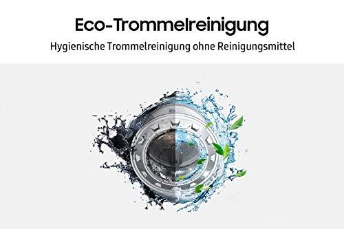 Samsung WW70J5435FX/EG Waschmaschine Frontlader/A+++/1400 UpM/7kg/85 cm Höhe/Digital Inverter Motor/grau - 6
