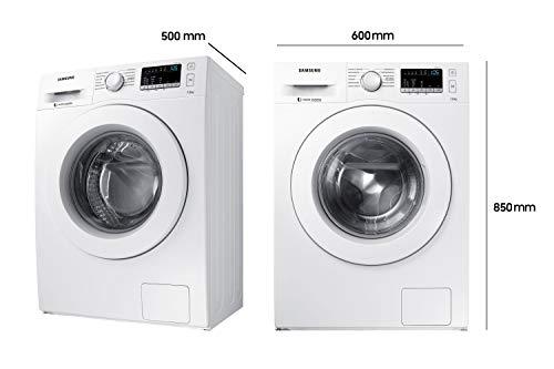 Samsung WW70J44A3MW/EG Waschmaschine Frontlader / 7kg / 85 cm Höhe / ECO-Trommelreinigung / Smart Check / Vollwasserschutz / Digital Inverter Motor - 2