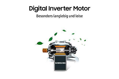 Samsung WW70J44A3MW/EG Waschmaschine Frontlader / 7kg / 85 cm Höhe / ECO-Trommelreinigung / Smart Check / Vollwasserschutz / Digital Inverter Motor - 4