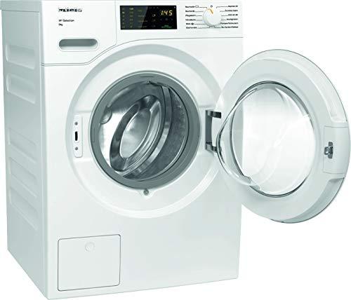 Miele WSD 123 WCS Frontlader Waschmaschine / 8 kg / Schontrommel / Glättfunktion - Vorbügeln / Kapseldosierung - CapDosing / Watercontrol-System / 1400 U/min / A+++ - 6
