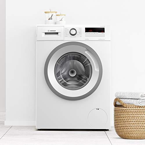 Bosch WAN281KA2 Serie 4 Waschmaschine Frontlader / A+++ / 157 kWh/Jahr / 1388 UpM / 7 kg / Weiß / AllergiePlus / ActiveWater™ Mengenautomatik - 3