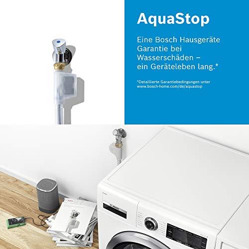 Bosch WAN281KA2 Serie 4 Waschmaschine Frontlader / A+++ / 157 kWh/Jahr / 1388 UpM / 7 kg / Weiß / AllergiePlus / ActiveWater™ Mengenautomatik - 5